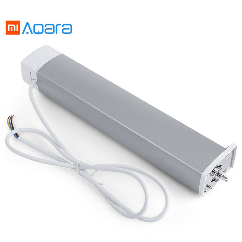 Xiaomi Aqara Smart rideau moteur ZigBee sans fil Ti mi ng commutateur APP télécommande pour xiaomi Smart Home dispositif mi maison