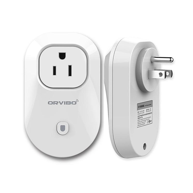 New High Quality Smart Home Appliances Optional WiFi Internet Socket Phone Remote Control Plug Smart Power