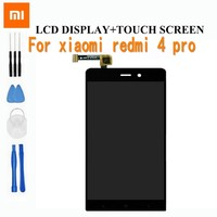 TESTED 3 TIMES Repair For Xiaomi Redmi 4 Pro LCD Display And Touch Screen Digitizer Replacement