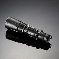 Nitecore SRT7 960LM 3 режимы Водонепроницаемый Тактические XM L2 T6 led свет лампы Фонарик 18650 CR123 факел без батареи