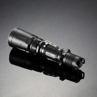 Nitecore srt7 960lm 3 modi wasserdicht taktische xm l2 t6 led licht lampe taschenlampe 18650 cr123 taschenlampe ohne batterie-in LED-Taschenlampen aus Licht & Beleuchtung bei