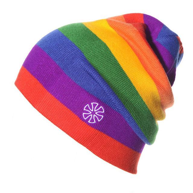 Winter Knitted Hats Beanie For Men Women