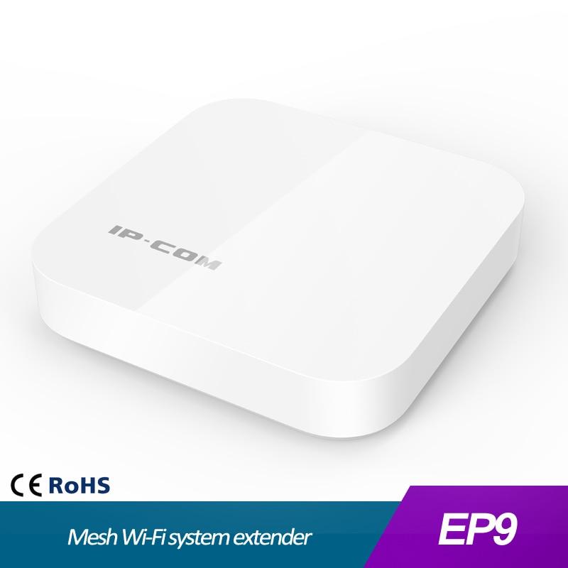 Сетчатая система Wi Fi удлинитель 1200 м 11AC Wave2 Wi Fi, технология сетки, бесшовный роуминг, настенное крепление/потолочное крепление/крепление на с