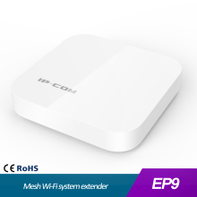 Mesh Wi-Fi system extender 1200M 11AC Wave2 Wi-Fi, Technology, Seamless roaming, Wall mount/ceiling mount/pole mount