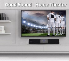 HOPESTAR A3 Home Theater Wireless Bluetooth Speaker Column Dual Subwoofer Loudspeaker 3D stereo surround charge TV Sound bar