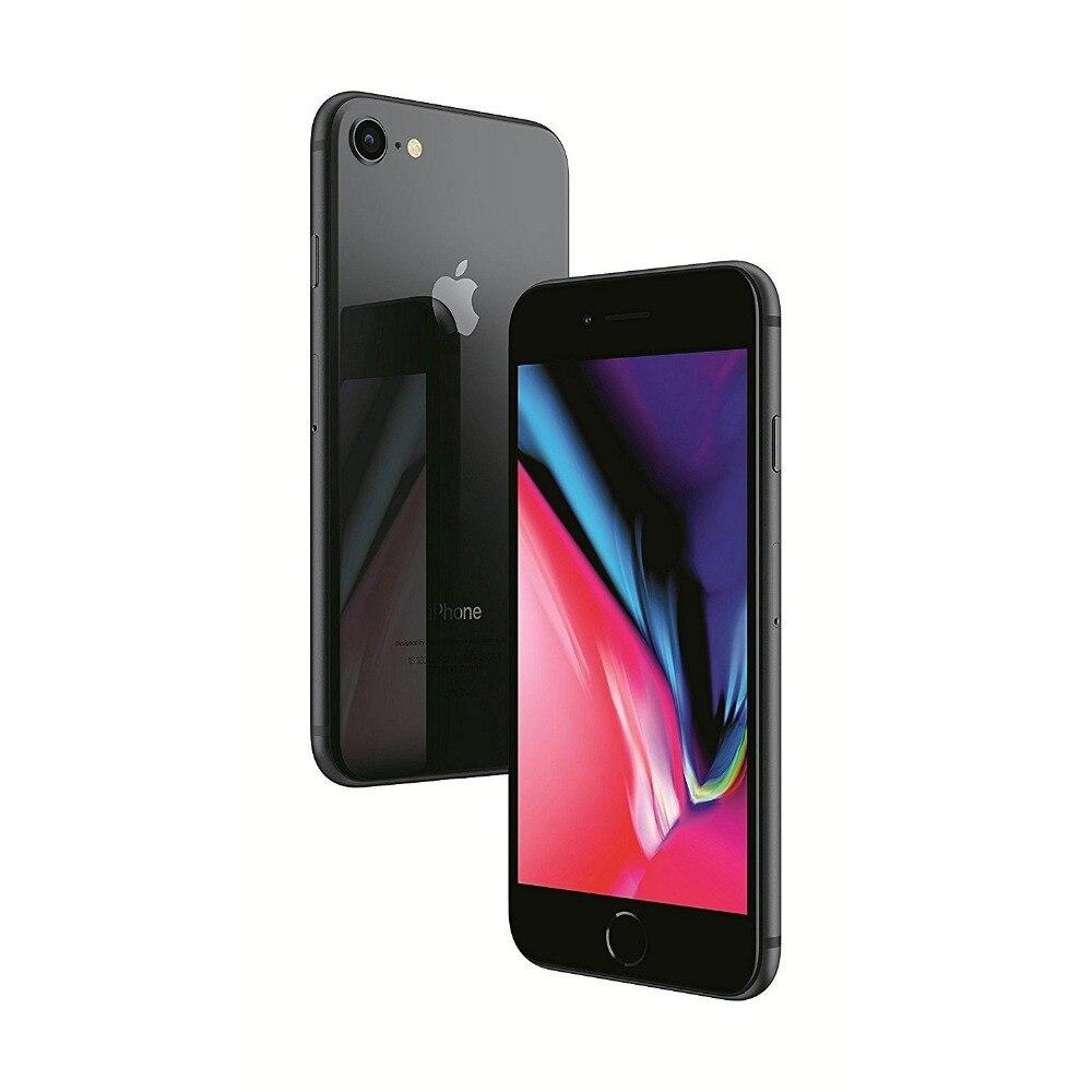 Новинка 2017 года 4 г Celular Smart сотовый телефон разблокирован оригинальный Смартфон Apple iPhone 8 Plus | iPhone x гекса ядро 64 г/256 г Встроенная память