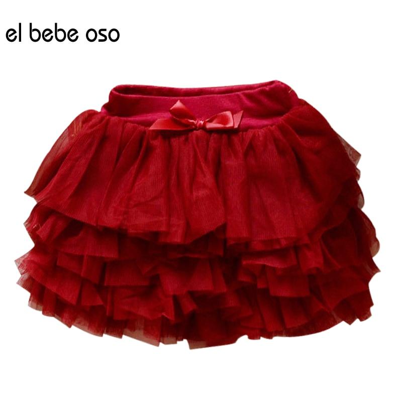 el bebe oso Girls Tutu font b Skirts b font Baby Ballerina font b Skirt b