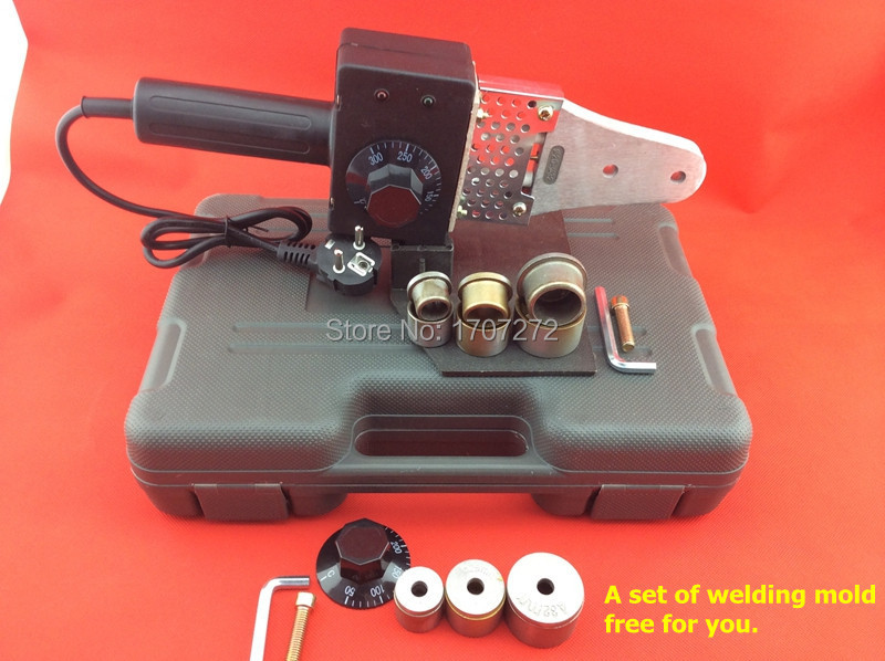 Nemokamas pristatymas Santechniko įrankiai 20-32mm 220V 600W - Suvirinimo įranga - Nuotrauka 1