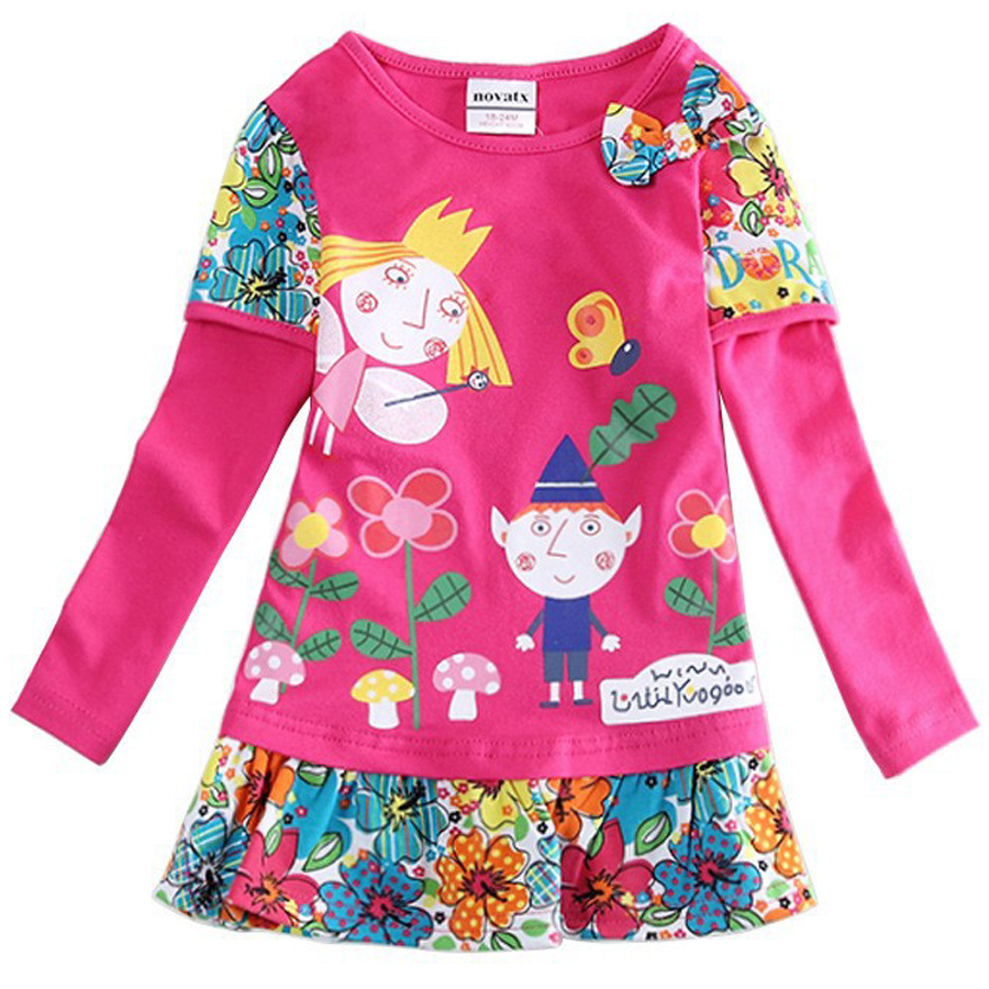 Aliexpress.com : Buy Hot sale girls dresses nova baby kids clothes ...