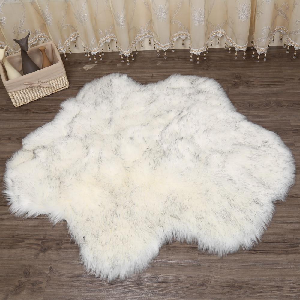 Aliexpress.com : Buy MUZZI Artificial Sheepskin Hairy
