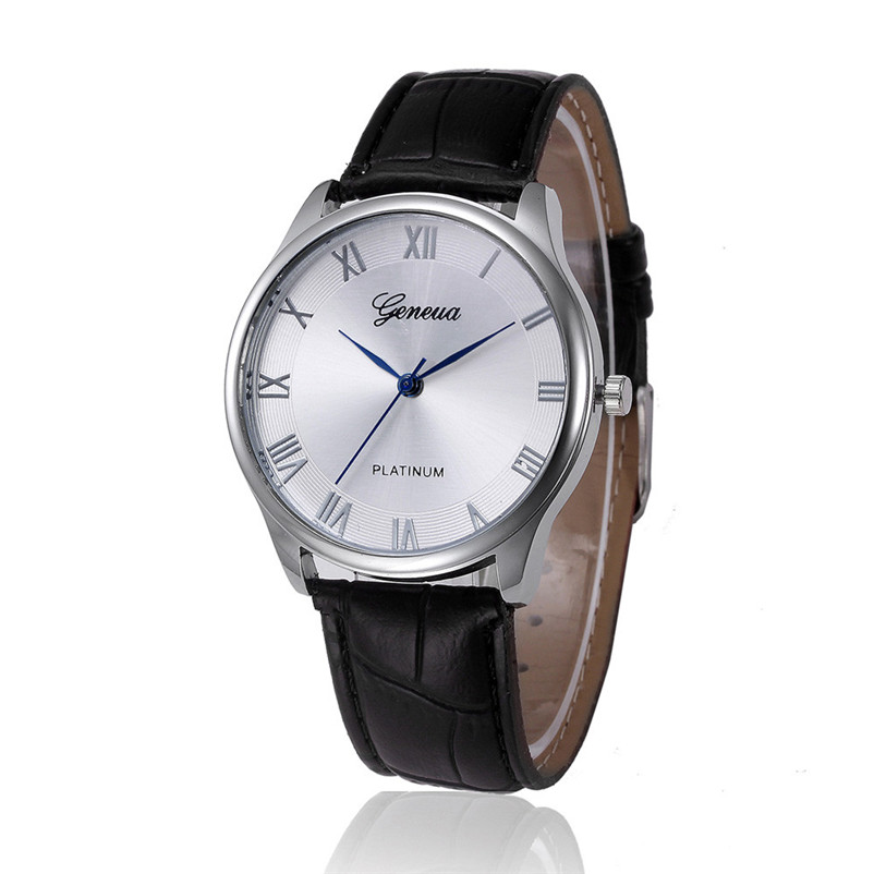 Famous Unisex Business Clock Luxury Watches Women&Men's Watch Casual Hour Leather Quartz Wristwatches kol saati Gift mike davis knight s microsoft business intelligence 24 hour trainer