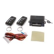 QILEJVS-cerradura de puerta Central Universal para coche, sistema de entrada sin llave, juegos de bloqueo Central remoto