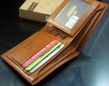New Arrival High Quality Leather Wallet For Men