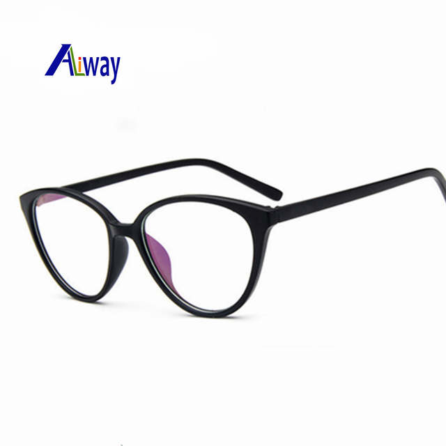 cce3420ab92 Online Shop Aliway Beautiful Frame Brand Eye Glasses Frame Women Fashion  Men cat Eyeglasses Optical Eyewear Oculos De Grau Armacao Femininos