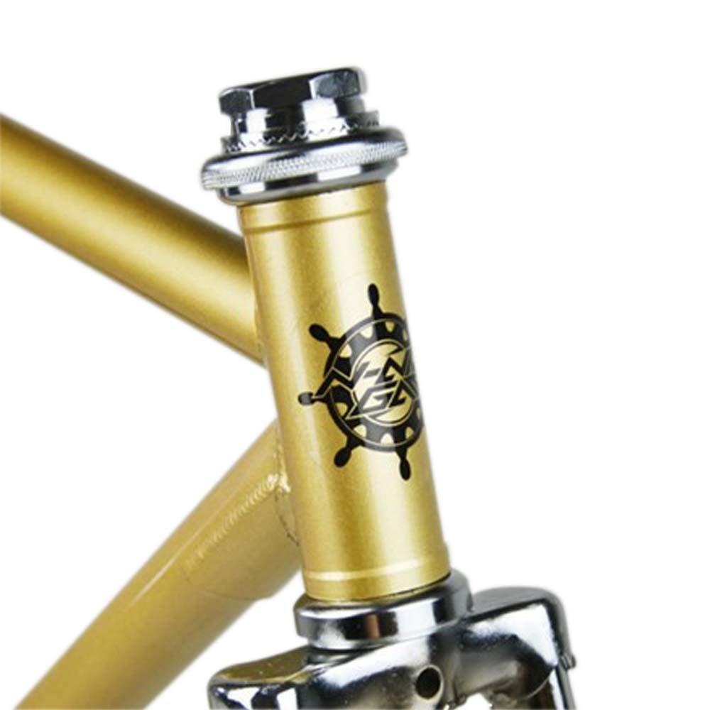 2015 ζεστό πώληση σταθερό εργαλείο ποδήλατο ποδήλατο vintage Ακουστικά Ρετρό ποδήλατο μπροστινό πιρούνι standpipe 28.6mm και 25.4mm για bmx, ποδήλατο BZZ005