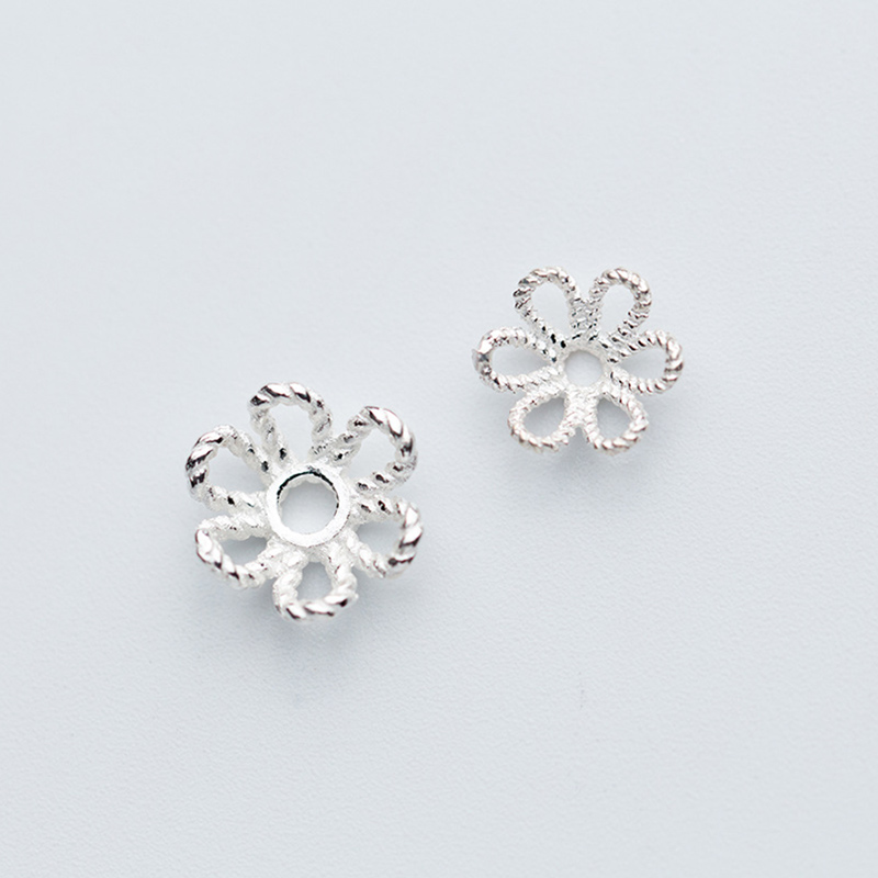 9218f9e3c 925-Sterling-silver-flower-beads-hat-torus-Spacer-Beads-cap-for-making- jewelry-accessories-diy-jewelry.jpg