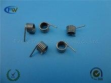 Manufacture Custom Adjustable metal small torsion spring adjustable torsion spring for sale