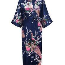 RB015 Satin Robes for Brides Wedding Robe Sleepwear Silk Pij