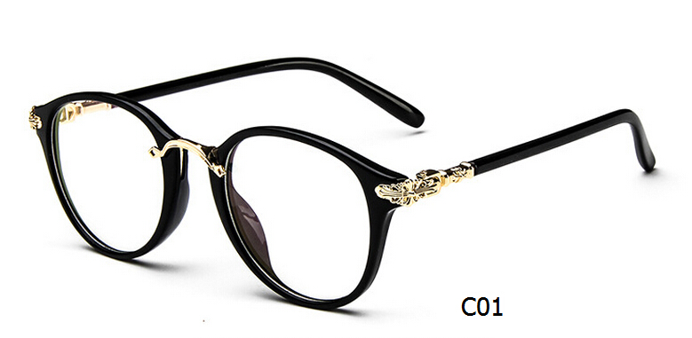 Popular Eyeglass Frames For Round Faces : Popular Eyeglasses Frames for Round Faces-Buy Cheap ...