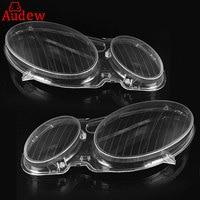 1Pcs Headlight Lenses Headlamp Cover Shell Left Right Side For MERCEDES For BENZ E CLASS W211