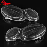 1Pcs Headlight Lenses Headlamp Cover Shell Left Right Side For MERCEDES For BENZ E CLASS W211
