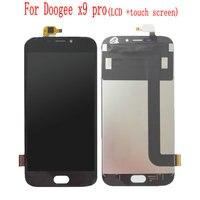 Para Doogee x9 Pro Pantalla LCD de Pantalla Táctil Digitalizador de Alta Calidad Piezas del teléfono Para Doogee x9 Pro Pantalla LCD Display + Herramientas Gratuitas