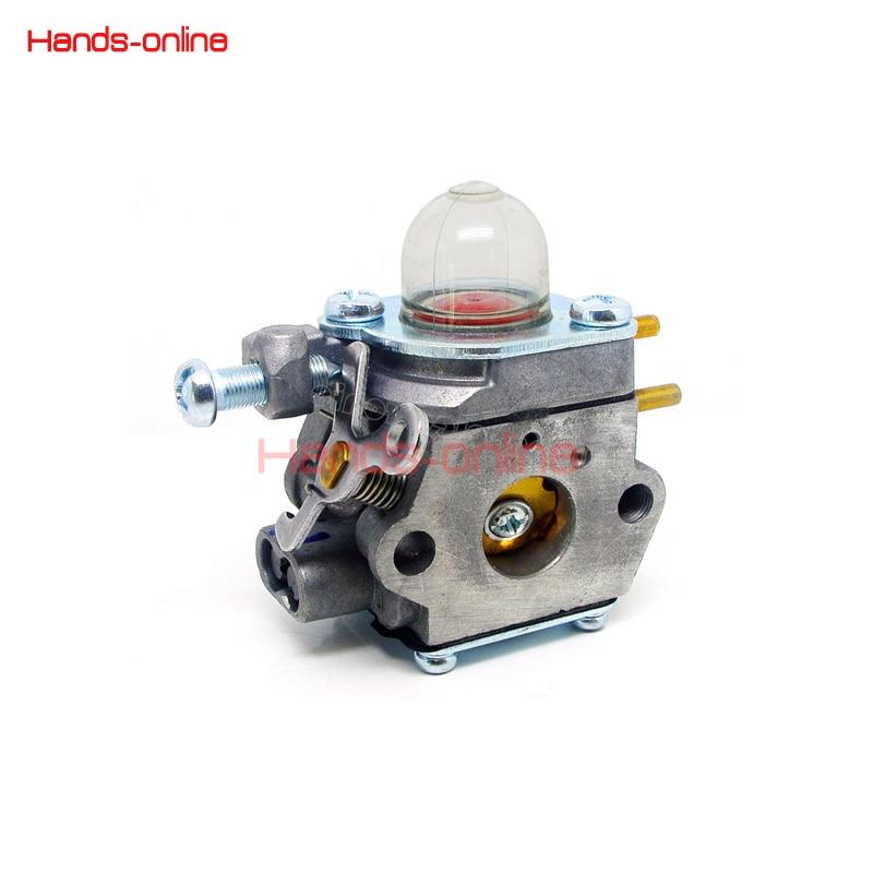 Machine Carburetor For Walbro WT-973 753-06190 TB21EC TB22EC TB32EC TB42BC TB80E MTD MTD Weedeater Bolens BL110 BL160 BL425 триммер электрический mtd et 250 250 wt