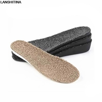 Antibacterial Snow Boots Warm Insoles Female Winter Cold Imitation Lamb Cashmere Thick Male Deodorant Increased Pad 2CM