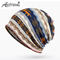[AETRENDS] New Winter Cap Masked Hood Men or Women's Hat Collar Scarf Z-5014