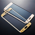 S6 borde Curvo Completo 3D Teléfono Protector de Pantalla de Cristal Templado película protectora pelicula de vidro para samsung galaxy s6 edge plus