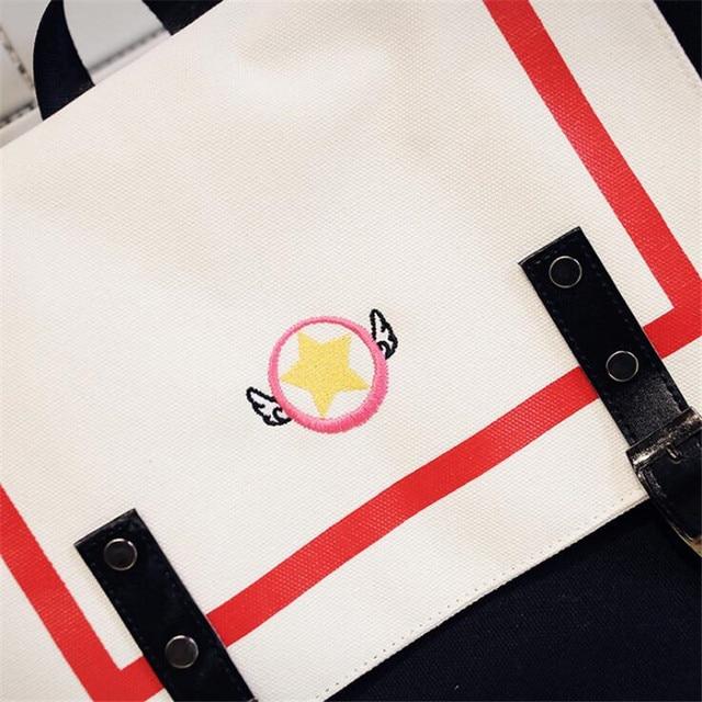 Аниме рюкзак Сакура собирательница карт 1