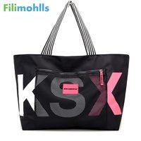 Brand Women Handbags Ladies Messenger Bags Nylon Travel Casual Tote Large Capacity Waterproof Female Beach Shoulder