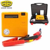 Best Car Jump Starter Air Pump 12V Emergency Lighter Starting Device Car Charger For Car Battery Booster Mobile Phone Power Bank