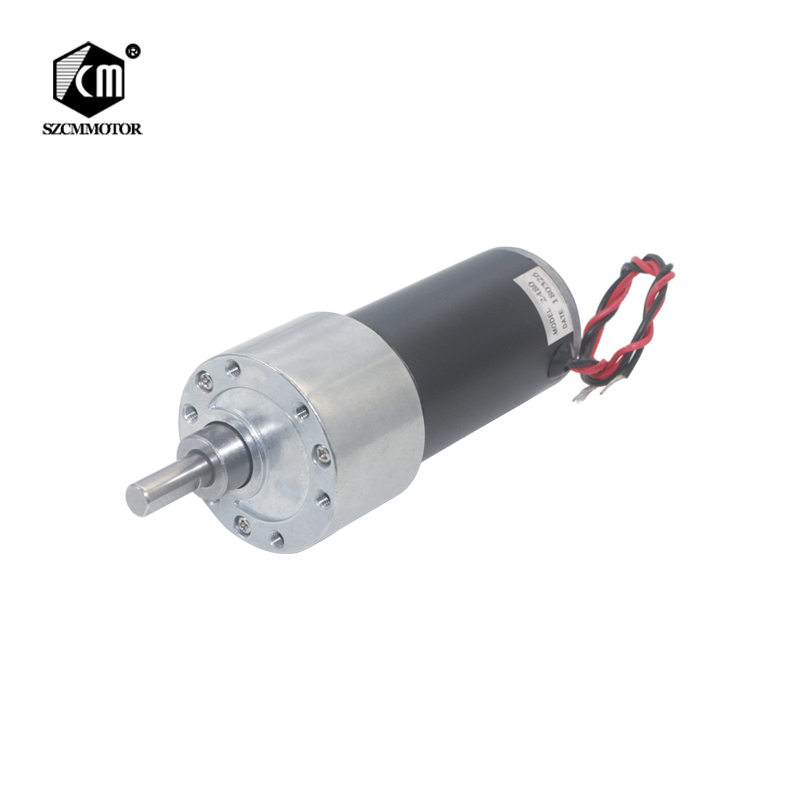 JGB37-31ZY DC12V 24V High Torque Gear Motor Eccentric Output Shaft Geared Motors High Power gearbox reducerJGB37-31ZY DC12V 24V High Torque Gear Motor Eccentric Output Shaft Geared Motors High Power gearbox reducer