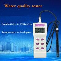 AZ8303 портативный цифровая проводимость Cond. Тестер для ЗУ метр тестер качества воды монитор