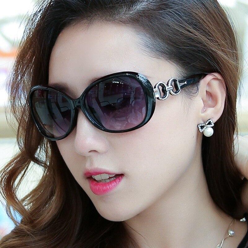 Retro big frame women sunglasses relaxation shopping brand designer sun glasses  female Oval Travel eyewear cf5428bc08