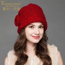 Caps Handmade Female Wool