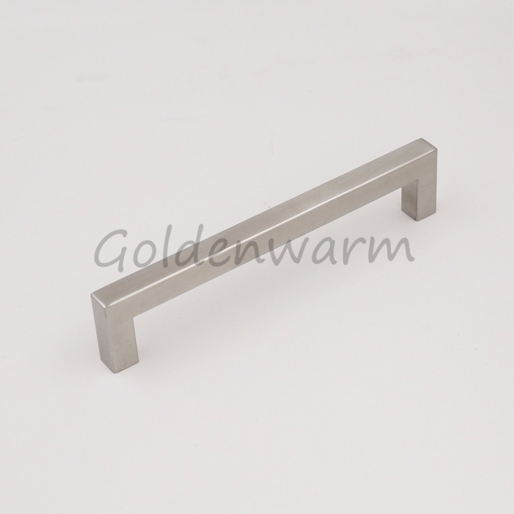 Door Knobs square door knobs pics : 12*12mm Square Bar Door Handle Mirror Brushed Stainless Steel ...