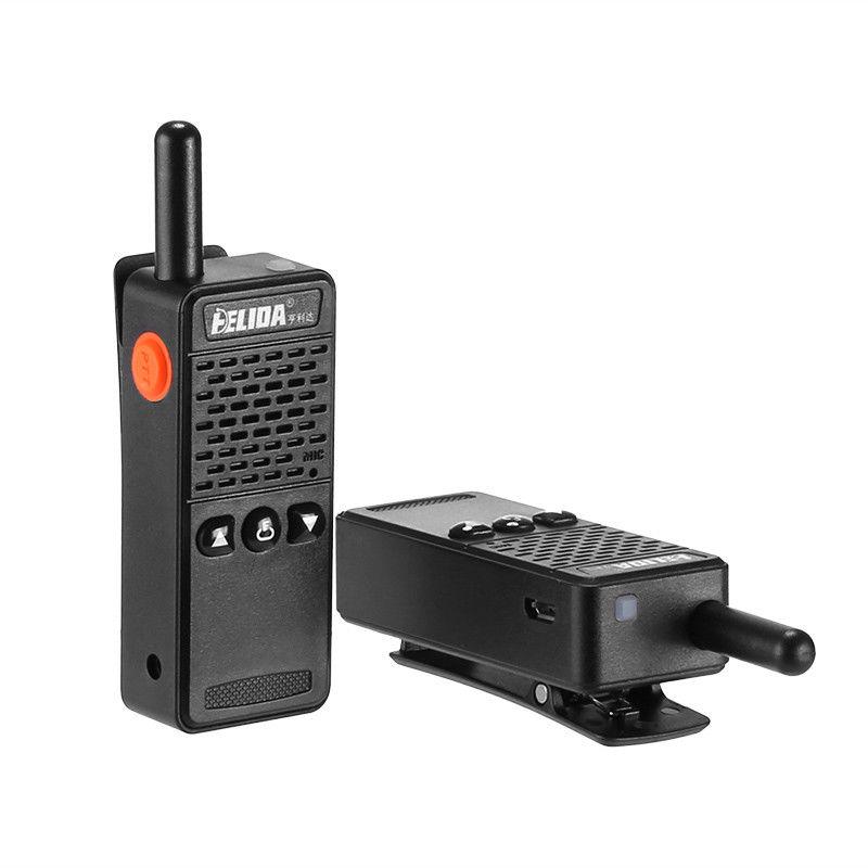 Image 4 - 2pcs  Handheld T M2 Children Two Way Radio 128 Channels M2 PMR Mini Talkie Walkie Super Tiny FRS/GMRS Walki Talki-in Walkie Talkie from Cellphones & Telecommunications