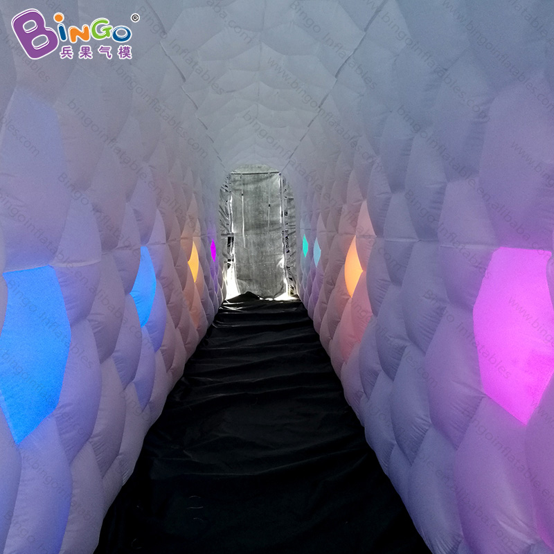 inflatable tent with led light, inflatable lighted wall tunnel, inflatable space with led lighting- toy tent free shipping led light up inflatable heart shpe light inflatable lighting 2 4m for valentine s day wedding toy decoration
