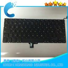 Novo espanhol a1278 teclado para macbook pro a1278 13