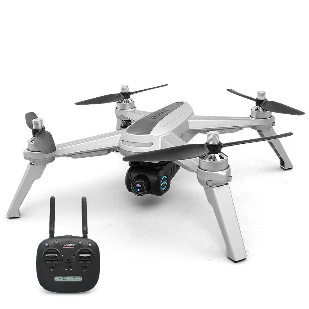 JJPRO X5 Drone with Camera Brushless Motor RC Drone EPIK 1080P 5G Positioning Follow Me Altitude Hold 60km/h Quadcopter vs E58 epik high seoul