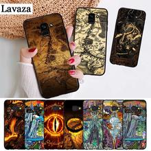 Lavaza The Lord of Rings the one ring Silicone Case for Samsung A3 A5 A6 Plus A7 A8 A9 A10 A30 A40 A50 A70 J6 A10S A30S A50S