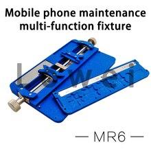 Механик точность двойной подшипник Integrated приспособление для наладки высокое Температура мобильный телефон микросхема блок программного управления материнской платы Держатель