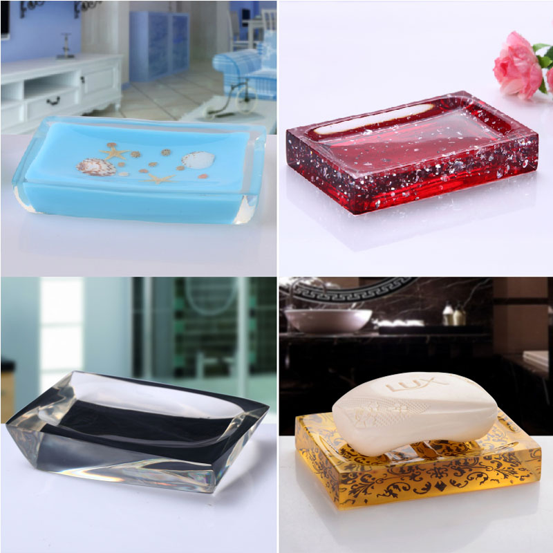 Creative Resin Soap Dish, Soap Holder