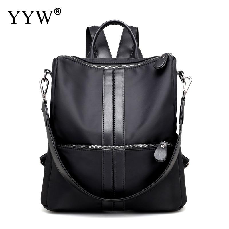 Fashion Waterproof Laptop Bag Large Capacity Oxford back bags for women bag backpack ...