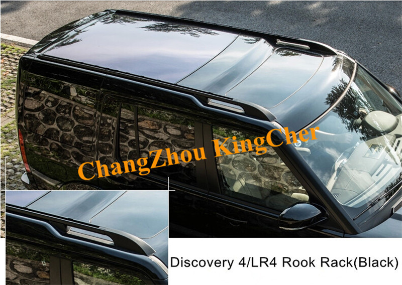 Longer Design 2 Pcs Aluminium Luggage Baggage Roof Rack Rail Suitable For  Land Rover Discovery 4 LR4 2010 2011 2012 2013 2014 In Roof Racks U0026 Boxes  From ...