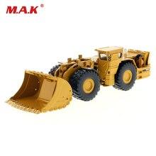 1/50 литой под давлением R3000H подземный колесный погрузчик желтого цвета модель 85297 Строительная модель для коллекционного подарка