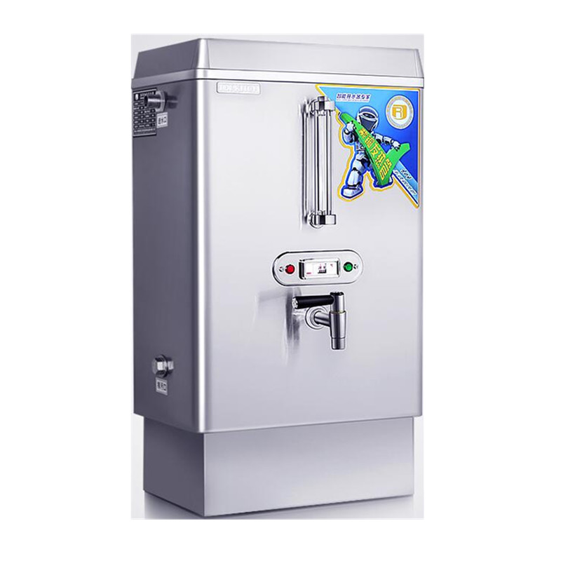 220V/3KW Automatic Stainless Steel Commercial Electric Boiling Water Machine Stove Heater For Milk Tea Shop Office Restaurant edtid new high quality small commercial ice machine household ice machine tea milk shop
