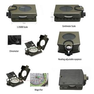 Image 5 - Outdoor Survivalเข็มทิศทหารเดินป่าน้ำเข็มทิศธรณีวิทยาเข็มทิศดิจิตอลเข็มทิศCampingอุปกรณ์นำทาง